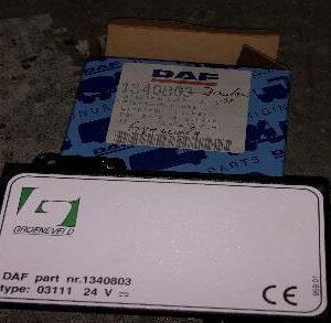 Elektronisches Steuergerät - Zentralschmieranlage Art. Nr.: 1340803 (2127603)