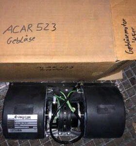 Heizungslüfter / Heating fan Art. Nr.: ACAR523