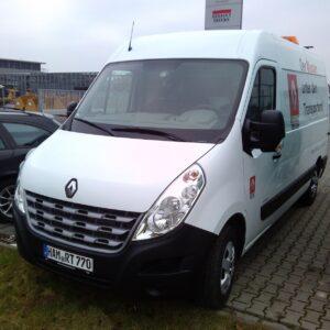 Transporter Renault Master Kastenwagen 3,5 to