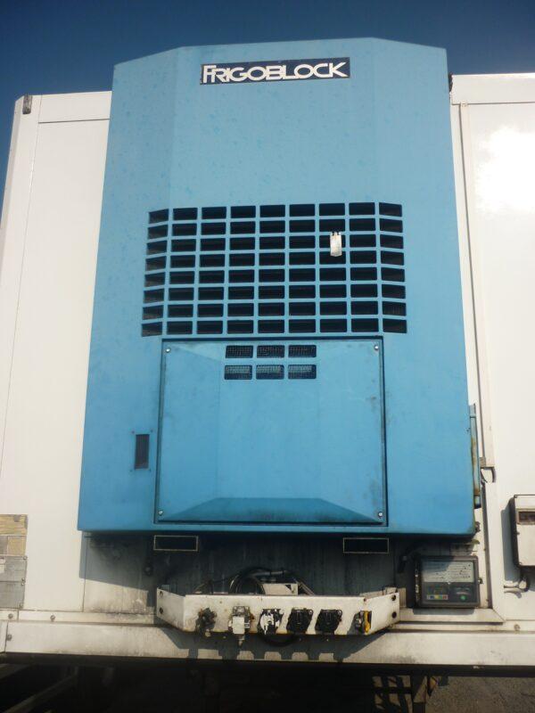 Auflieger Schmitz Cargobull 1-Achs Kühlauflieger, BPW