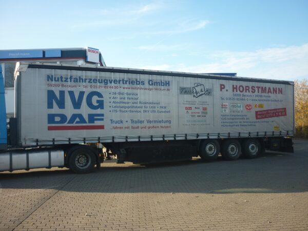 Auflieger Humbaur Planauflieger 5x vorhanden BigOne