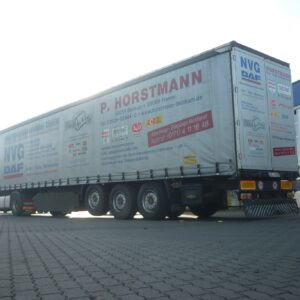 Auflieger Humbaur Planauflieger 4x vorhanden BigOne